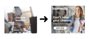 Fonemedia, Mobile Marketing, Clear call to action is key